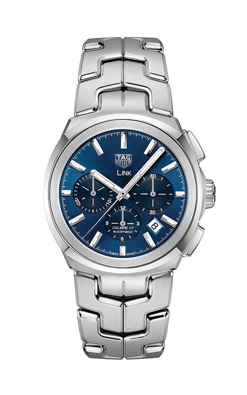 TAG Heuer Link 41mm Calibre 17 Automatic Watch CBC2112.BA0603 product image
