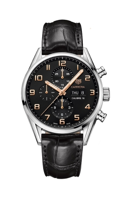 TAG Heuer Carrera 43mm Chronograph Calibre 16 Automatic Watch CV2A1AB.FC6379 product image