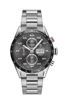 TAG Heuer Carrera 43mm Chronograph Calibre 16 Automatic Watch CV2A1U.BA0738 product image