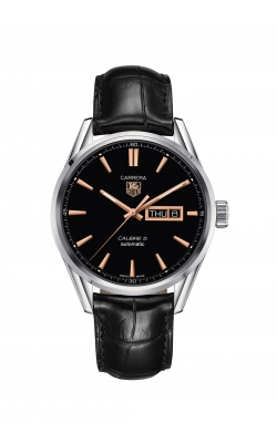 TAG Heuer Carrera 41mm Chronograph Calibre 5 Automatic Watch WAR201C.FC6266 product image
