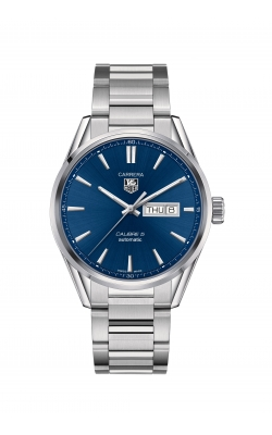 TAG Heuer Carrera 41mm Calibre 5 Automatic Watch WAR201E.BA0723 product image