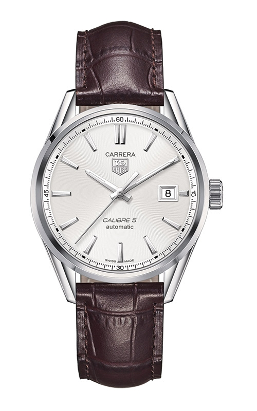 TAG Heuer Carrera 39mm Chronograph Calibre 5 Automatic Watch WAR211B.FC6181 product image