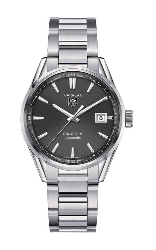 TAG Heuer Carrera 39mm Calibre 5 Automatic Watch WAR211C.BA0782 product image