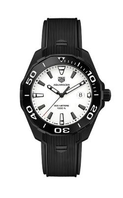 TAG Heuer Aquaracer 43mm Quartz Watch WAY108A.FT6141 product image
