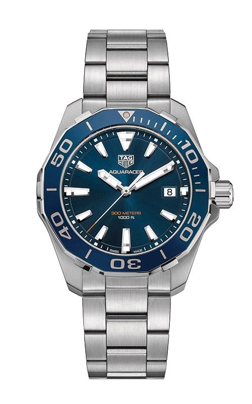 TAG Heuer Aquaracer 41mm Quartz Watch WAY111C.BA0928 product image