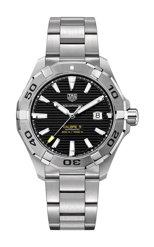 TAG Heuer Aquaracer 43mm Calibre 5 Automatic Watch WAY2010.BA0927 product image