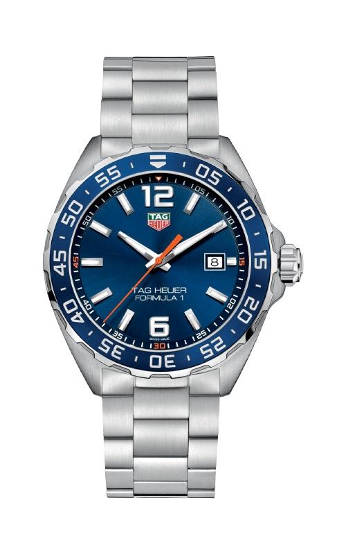 TAG Heuer Formula 1 43mm Quartz Watch WAZ1010.BA0842 product image