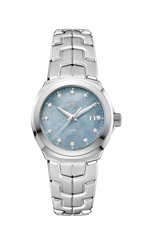 TAG Heuer 32mm Link Quartz Watch WBC1313.BA0600 product image