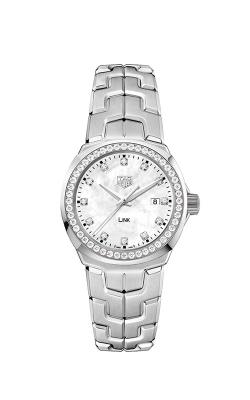 TAG Heuer 32mm Link Quartz Watch WBC1316.BA0600 product image
