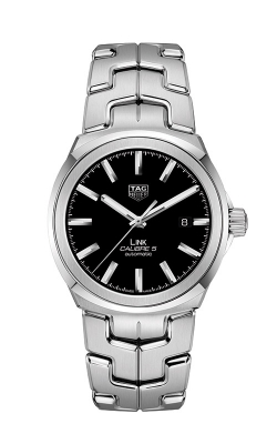 TAG Heuer Link 41mm Calibre 5 Automatic Watch WBC2110.BA0603 product image