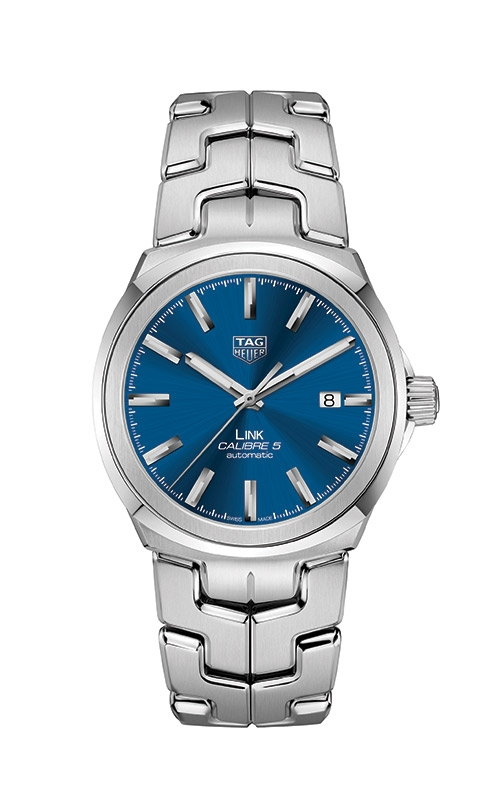 TAG Heuer Link 41mm Calibre 5 Automatic Watch WBC2112.BA0603 product image