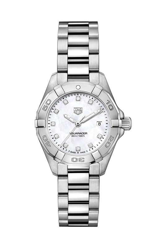 TAG Heuer 27mm Aquaracer Quartz Watch WBD1414.BA0741 product image