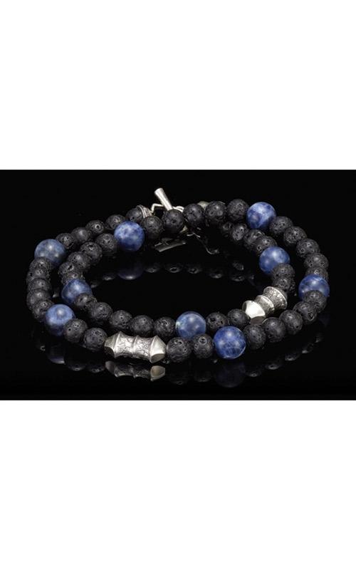 William Henry Sodalite Tether Men's Bracelet BB20 SOD product image