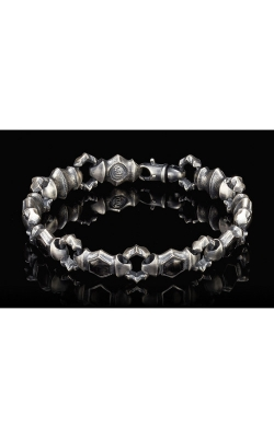 William Henry Carbon Fiber Quest Men's Bracelet BR12 CF product image